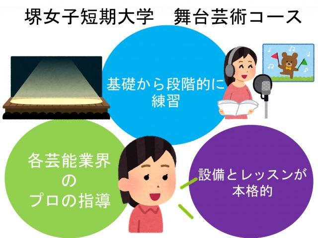 堺女子短期大学 舞台芸術コース