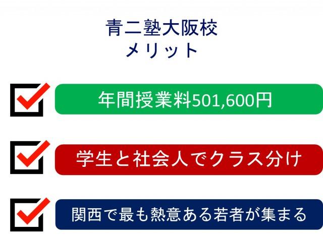 青二塾大阪校